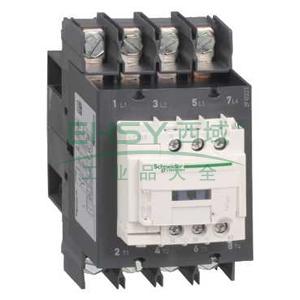 施耐德 交流线圈接触器,LC1DT60A6E7