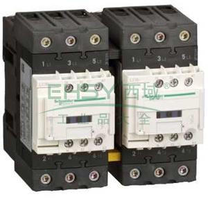 施耐德 交流线圈接触器,LC2D40AP7