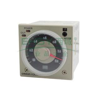 欧姆龙 时间继电器,H3CR-A AC24-48V/DC12-48V