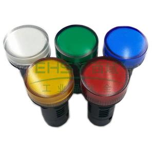 施耐德 XB2 指示灯(<380VAC,无电源),XB2BVD4C
