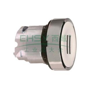 施耐德 金属按钮头,ZB2BA136C