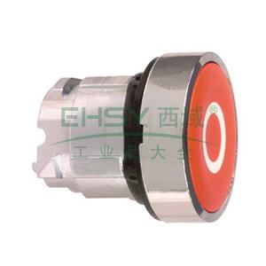 施耐德 金属按钮头,ZB2BA432C