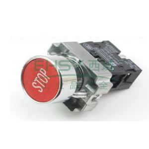施耐德 金属按钮头,ZB2BA434C