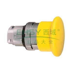 施耐德 XB2 复位按钮头(Φ40蘑菇头),ZB2BC5C