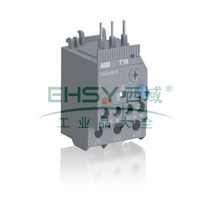 ABB 热过载继电器,T16-10