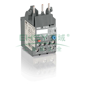 ABB 热过载继电器,TF42-0.17