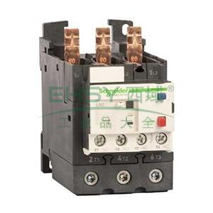 施耐德 热过载继电器,LRD340L3