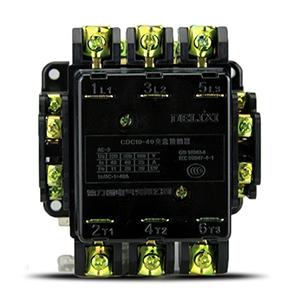 德力西 交流线圈接触器,cdc10-40 22 127v