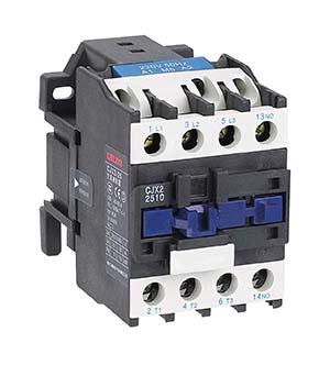 德力西DELIXI 交流线圈接触器,CJX2-2501 36V,CJX22501C