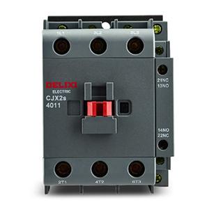 德力西 交流线圈接触器,cjx2s-3801 48v 50/60hz,cjx2
