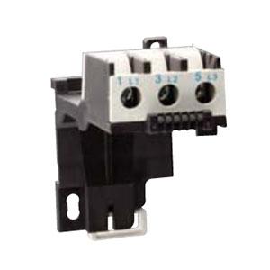 德力西热过载继电器jrs1d-25型基座(cjx2/cjx2s通用)