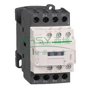 施耐德 直流线圈接触器,lc1dt32cdc,18a,36v,四极