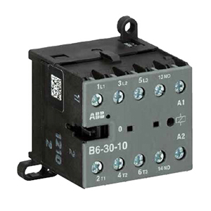 ABB接触器,B6-30-10(AC24V50/60HZ)