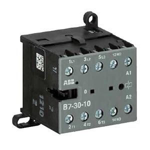 ABB接触器,B7-30-01(AC24V50/60HZ)