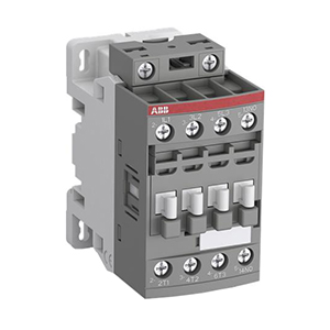 ABB交/直流通用线圈接触器,AF09-30-01(100-250VAC/DC)