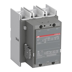 ABB交/直流通用线圈接触器,AF580-30-11(100-250VAC/DC)