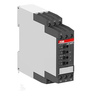 ABB 监测继电器,CM-MPS.31S