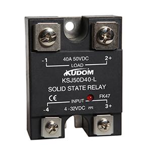 库顿 直流面板安装固态继电器,KSJ60D7-L 7A 0-60VDC 4-32VDC控制