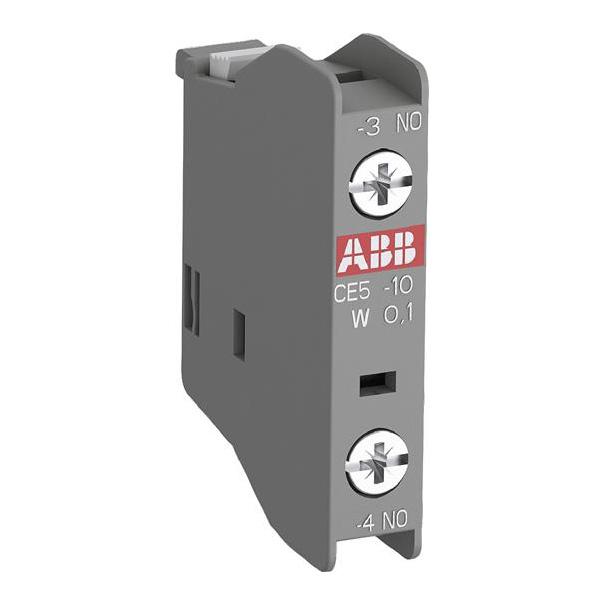 ABB 接触器1常开辅助触点,CA5X-10