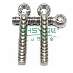 活节螺丝,GB798,M10-1.5*80,不锈钢A2/SUS304,50个/包