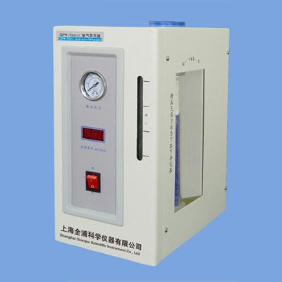 全浦氢气发生器,QPH-500Ⅱ,流量:0-500ml/min,气体纯度:99.999%,筒式防过液
