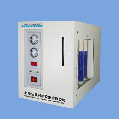 全浦氢气发生器,QPH-1L,流量:0-1L/min,气体纯度:99.999%,筒式防过液
