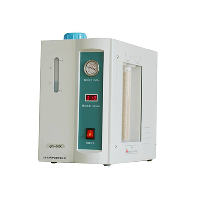 全浦纯水型氢气发生器,QPH-300C,流量:0-300ml/min气体纯度:≥99.999%