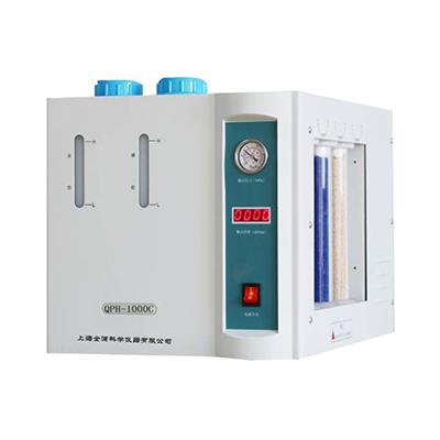 全浦纯水型氢气发生器,QPH-1000C,流量:0-1000ml/min气体纯度:≥99.999%