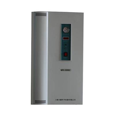 全浦纯水型氢气发生器,QPH-3000C,流量:0-3000ml/min气体纯度:≥99.999%