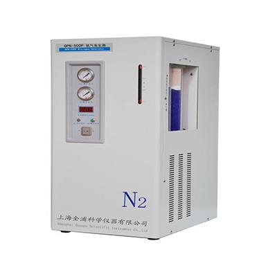全浦氮气发生器(本仪器无需外置空气源),QPN-500P,流量:氮气:0-500ml/min,纯度:99.997%