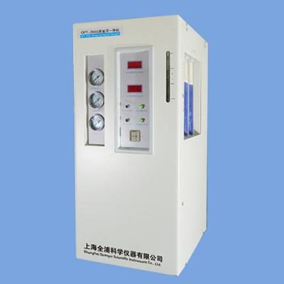 全浦氮氢空一体机,QPT-300G,流量:氮气:0-300ml/min;氢气:0-300ml/min;空气:0-2000ml/min