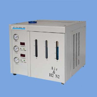 全浦氮氢空一体机,QPT-500Ⅱ,流量:氮气:0-500ml/min;氢气:0-500ml/min;空气:0-5000ml/min