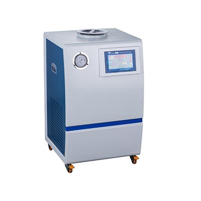 新芝 外循环低温冷却槽(快速低温冷却循环泵),温度范围:-5℃-室温、容积:7L,DLK-5007