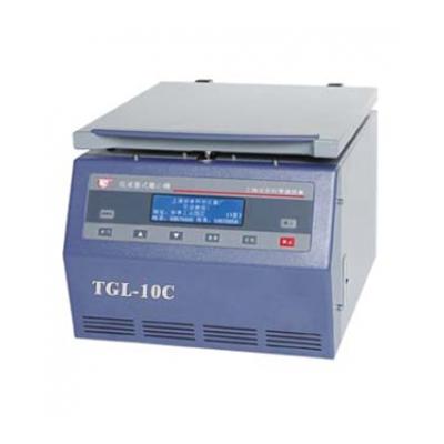 TGL-10C高速台式离心机,最高转速10000转/分,主机,安亭