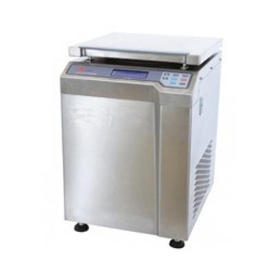 LXJ-IIC低速大容量多管离心机,变频电机电脑控制整机全不锈钢,含转子(500ml*6,50ml*24,10ml*72),安亭