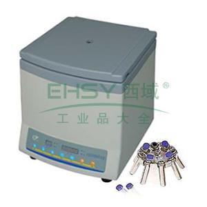 低速台式离心机(变频),5000转/分,最大离心力3800*g,安亭