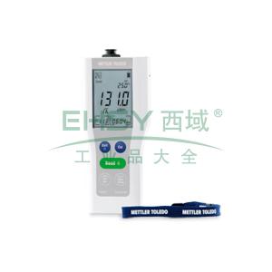 梅特勒 新FiveGo便携式电导率仪 F3-Meter,30254116