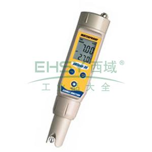 防水型pHTestr30测试笔,带ATC和温度显示,分辨率为±0.01PH
