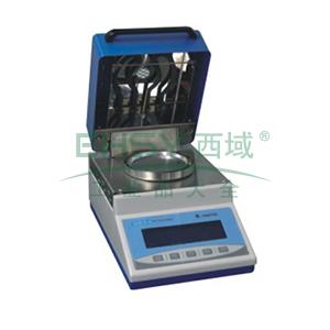 红外水分测定仪,100g/1mg 加热温度:室温~160℃,精科天美,DHS16-A