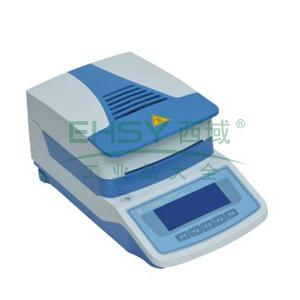 卤素水分测定仪,20g/2mg  加热温度:50~200℃,精科天美,YLS16A