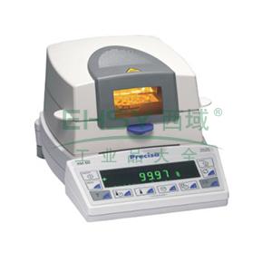 水分仪,最大称量310g,读数精度1mg/0.01%,污泥专用,普利赛斯,XM66