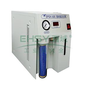 高纯氢发生器,输出流量0~600ml/min,SPGH-600,中亚