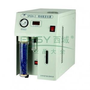 高纯氮发生器,输出流量0~600ml/min,SPGN-3,中亚