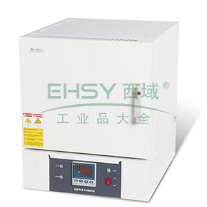 箱式电阻炉,一体式、陶瓷纤维炉膛,最高温度1000℃,30L,精锐