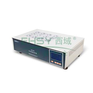 COD恒温加热器,JR-20C,2不锈钢支架/20套试管,200℃,精锐