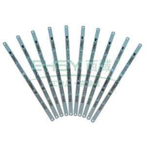 """史丹利钢锯条,高速钢材质 12""""X18T,10只/包,95-296-23"""