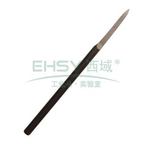 世达小型三角形刮刀,HSS高速钢制,93461