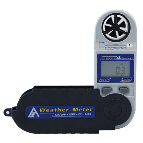 风速仪,衡欣 风速风温风量计,AZ8909