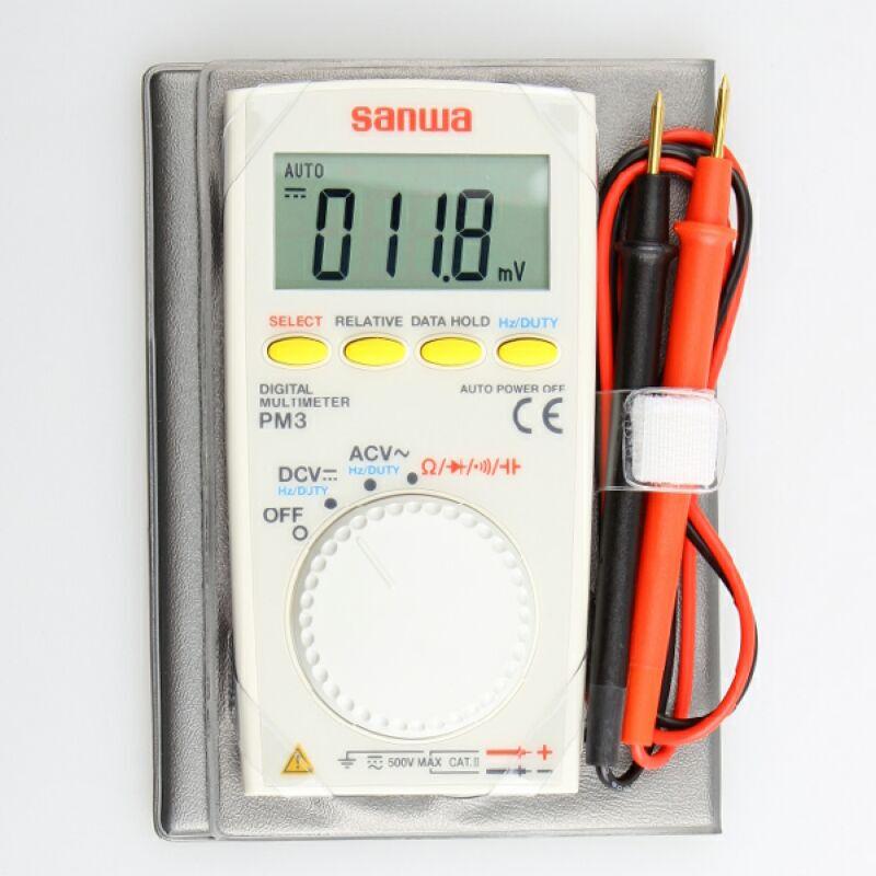 万用表,三和 多功能数字万用表,PM3