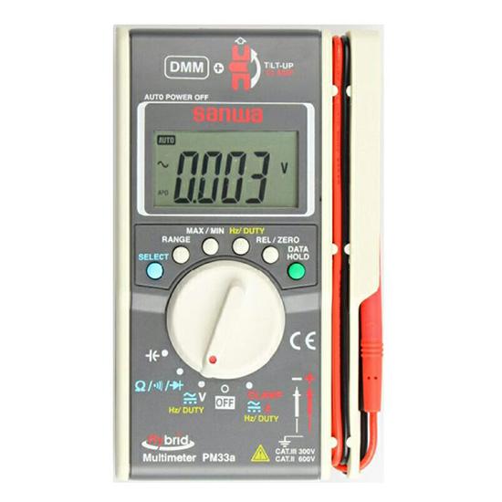 万用表,三和 数字钳形数字万用表,PM33a
